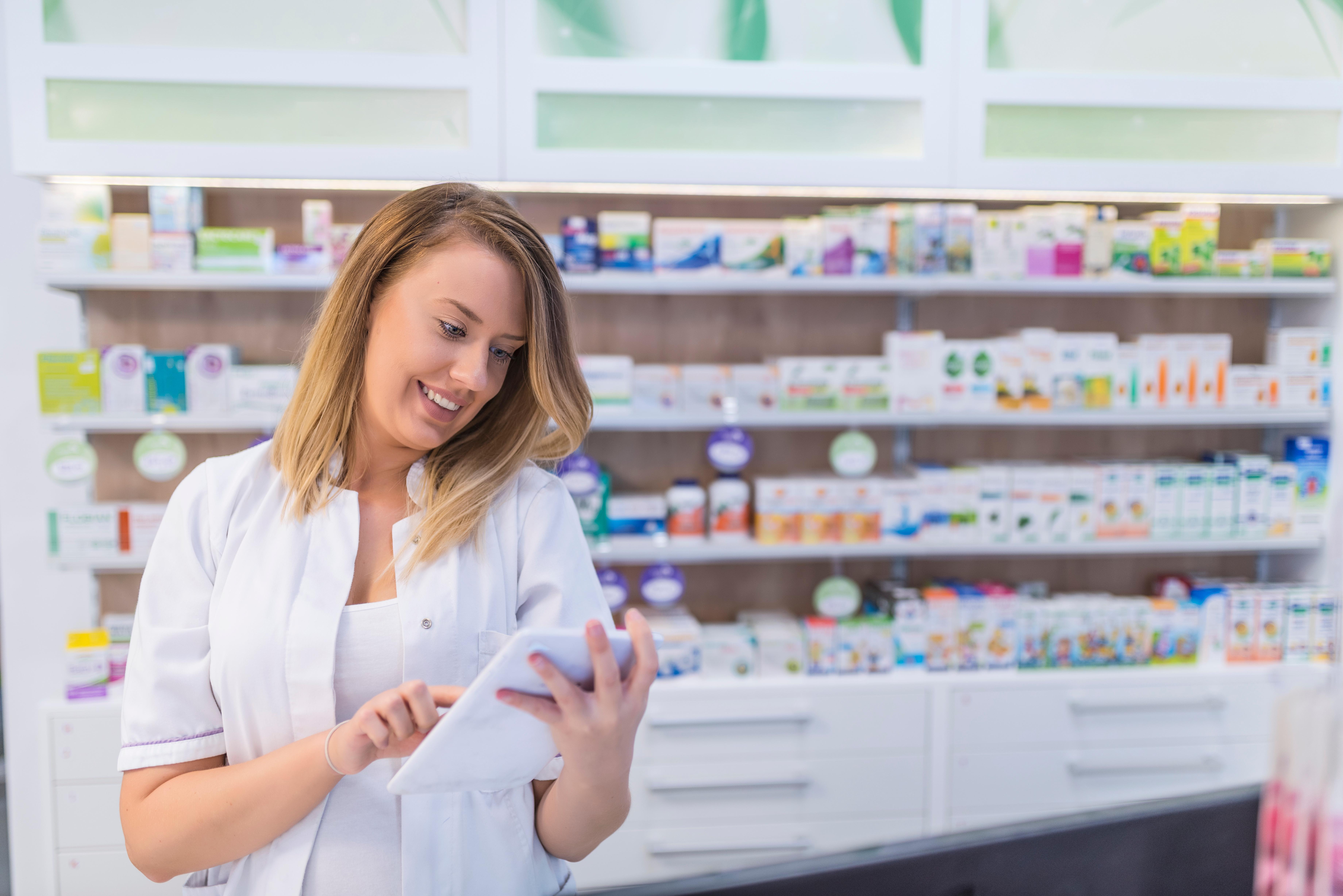 Groupement de pharmacies