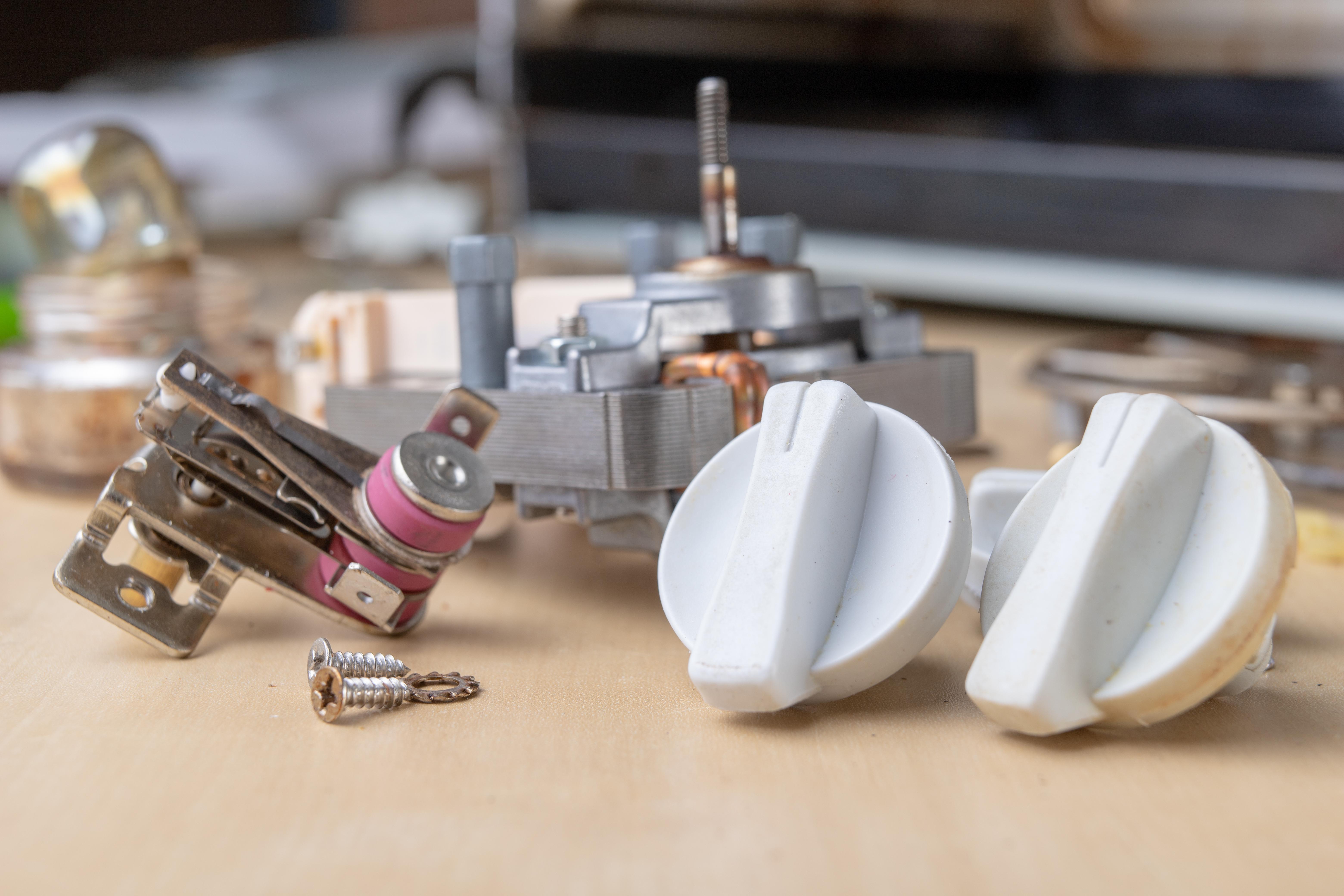 Start-up pièces détachées