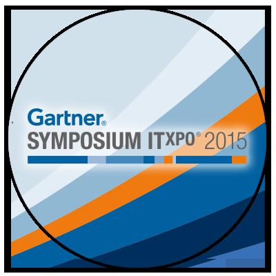 Audaxis présent au Gartner Symposium/ITxpo 2015